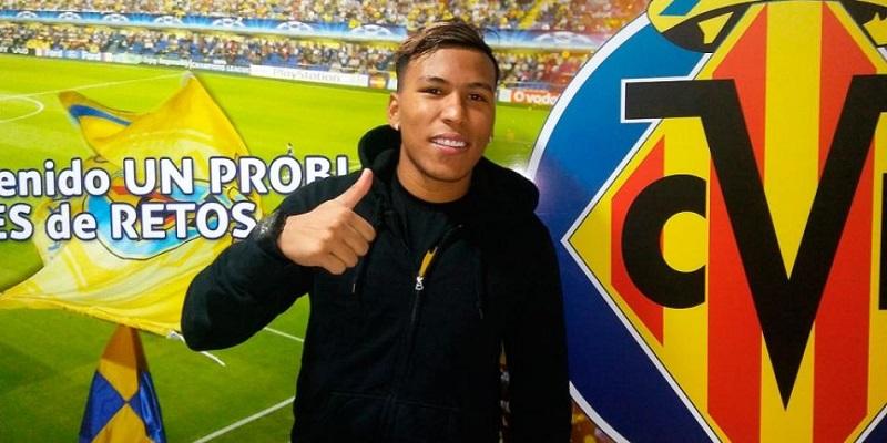 Roger Martínez, nuevo refuerzo del Villarreal de España