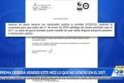 Ultimátum de la ILV a Suprema: tendrán que cumplir metas de ventas el 31 de enero