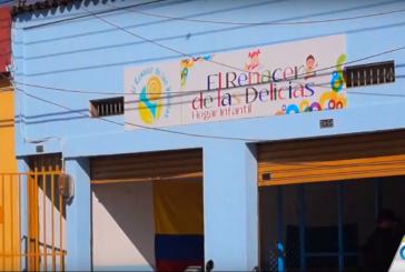 Guardería para hijos de trabajadoras nocturnas abrió sus puertas en Palmira