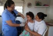 Avanza vacunación preventiva en Cali de cara a la ola invernal