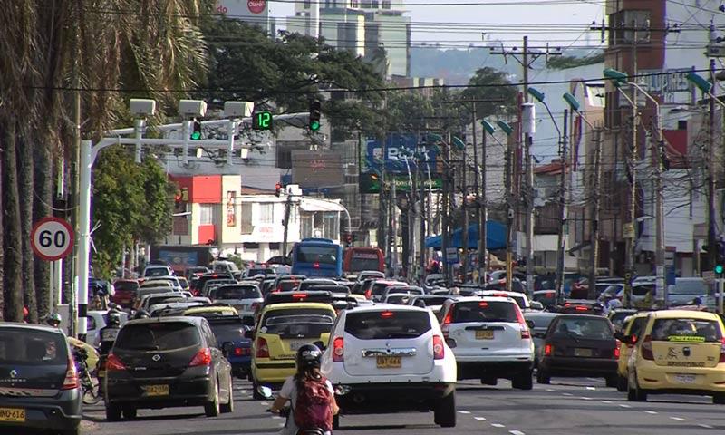 Más de 500 propietarios de vehículos se han acogido a la tasa por congestión en Cali