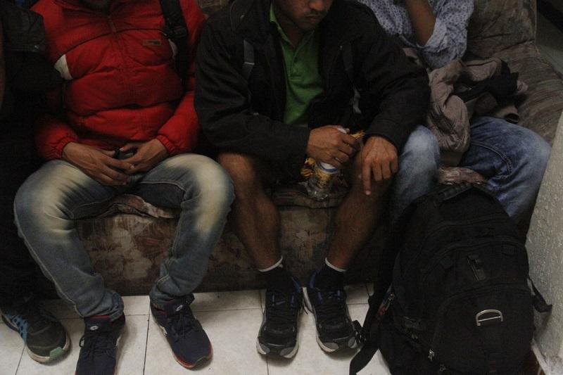 Autoridades en Cali detienen a 18 ciudadanos de Bangladés