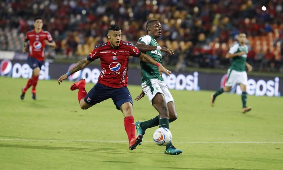 Deportivo Cali perdió ante Medellín 2-1 en el estadio Atanasio Girardot