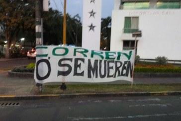 Presidente del Deportivo Cali rechazó amenazas de muerte a directivos y jugadores
