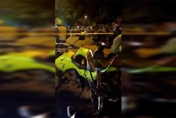 Ataque sicarial dejó un patrullero muerto en el oriente de Cali