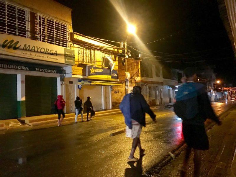 Evacuan 800 personas en barrios de Corinto, Cauca, por creciente de río La Paila