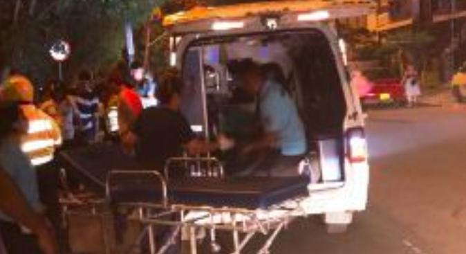 Investigan accidente de tránsito en el que un menor murió y tres más quedaron heridos