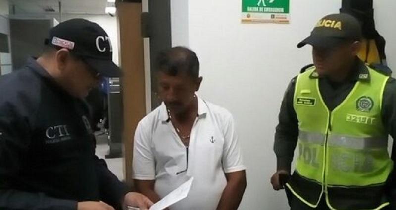 Acusado de agredir a su pareja con una peinilla en el centro de Cali quedó en libertad