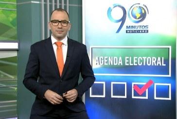 Agenda Electoral: gremios, oportunidades a jóvenes y debate a dosis personal