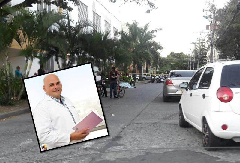 Ataque sicarial en Los Cámbulos deja médico muerto en el sur de Cali