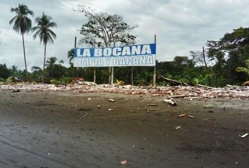 ¡Deplorable! turistas denuncian abandono de playas de La Bocana y Piangüita