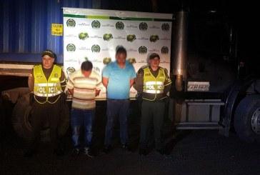 Cárcel para dos hombres que secuestraron a conductor de camión en Buenaventura