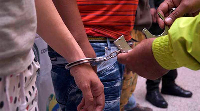 Cárcel a 4 integrantes de banda 'Los de Amaime' por tráfico de estupefacientes