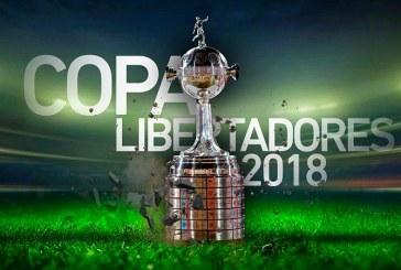 Así están los grupos de la Copa Libertadores para los equipos colombianos