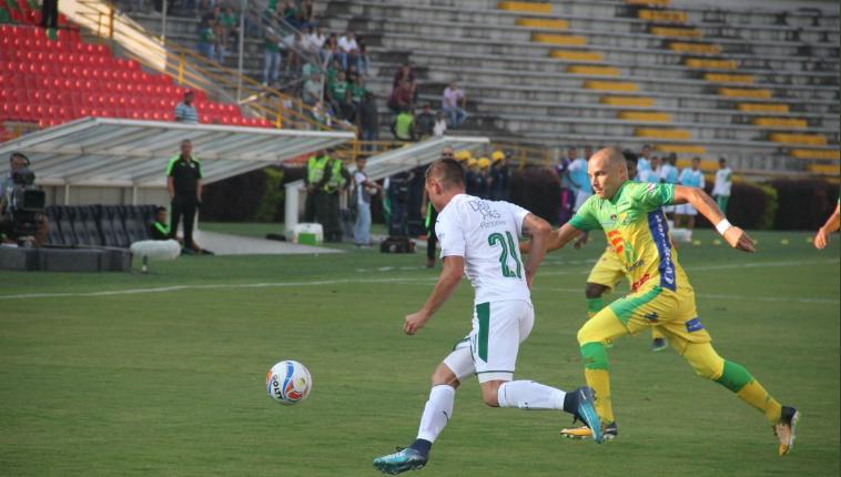 Deportivo Cali cayó ante el Huila en Ibagué por la Liga Águila