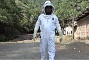 Emergencia por ataque de abejas africanizadas en Bahía Solano, Chocó