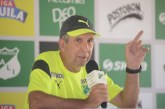 Gerardo Pelusso manifestó su inconformismo frente a los resultados de Deportivo Cali