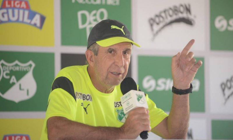 Futuro de Gerardo Pelusso aún es incierto en el Deportivo Cali