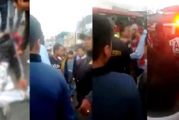 Video: hincha del América de 15 años habría asesinado a barrista de Nacional en Perú