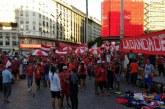 ¿Local en Argentina? Americanos se tomaron el Obelisco de Buenos Aires