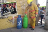 Capturan a hombre que amenazaba con volar su casa en Yumbo con dos cilindros de gas