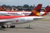 Avión de aerolínea Lufthansa casi colisiona contra otro de Avianca en el Bonilla Aragón