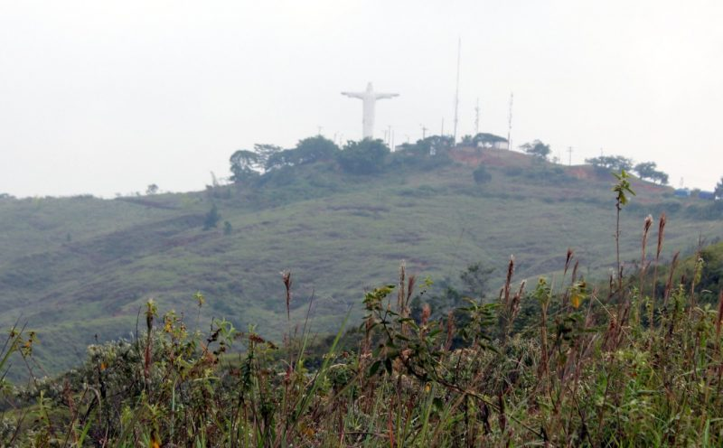 Personería advierte de nuevas invasiones y obras ilegales en el cerro de Cristo Rey