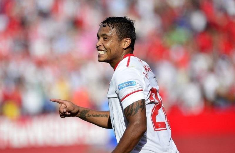 Muriel participó en clasificación del Sevilla a final de la Copa del Rey