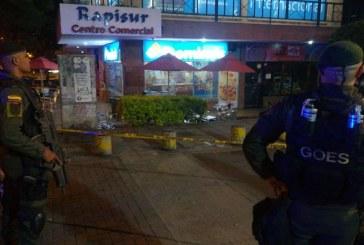 Menor de dos años y su padre resultaron heridos durante ataque sicarial