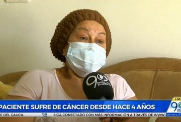 Mujer reclama que EPS en Cali se niega a pagar un transplante urgente
