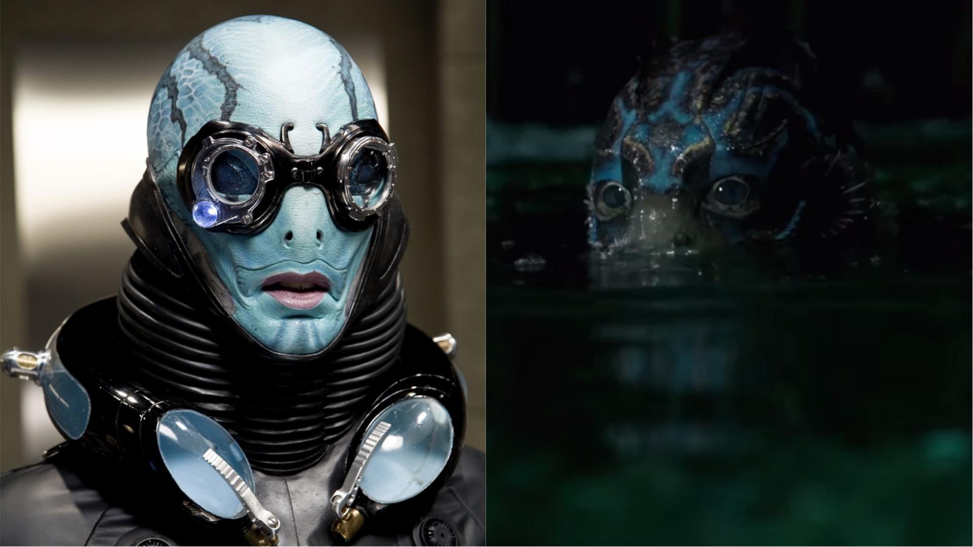 Guillermo del Toro niega que personaje de 'La forma del agua' sea Abe Sapien