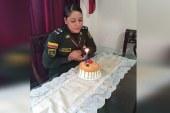 Policía confirma suicidio de patrullera en estación Fray Damián del barrio El Calvario