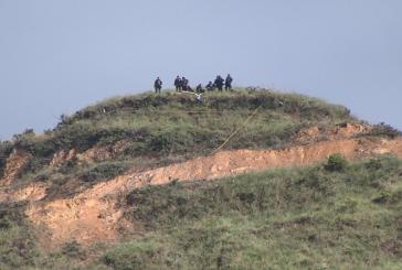 Tensión en cerro de la Bandera, al sur de Cali, por posible intento de invasión en el sector