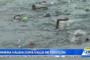 Liga Vallecaucana de Triatlón comenzará en Cali con la válida Super Sprint