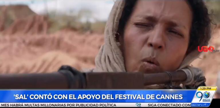 Docente de la Autónoma estrenará su nueva película, 'Sal', en el festival Internacional de cine de Cartagena