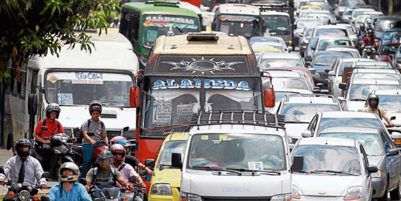 Transporte urbano sin pico y placa: Alcaldía de Cali levanta la medida temporalmente