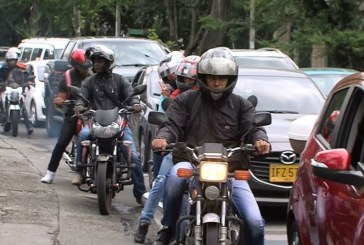 Por tutela ciudadana, podrían establecer el pico y placa para motocicletas en Cali