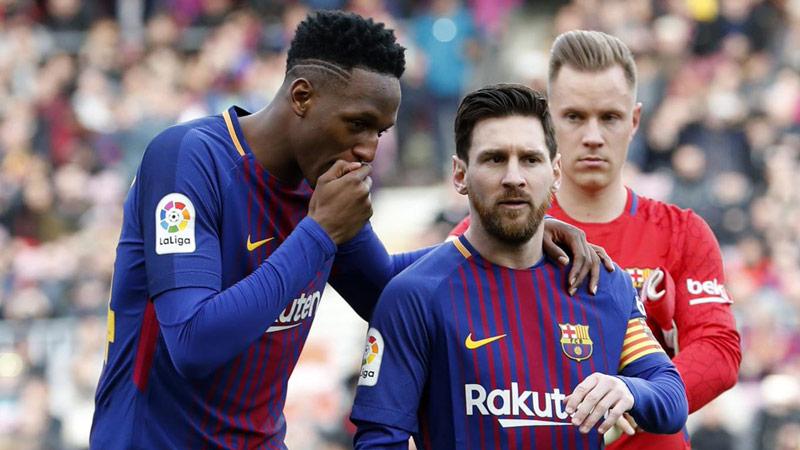 """""""Nivel defensivo no es lo que se esperaba"""": Valverde sobre Yerry Mina"""
