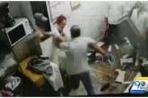 Hombre intentó agredir con un cuchillo a su expareja en una carnicería de Palmira