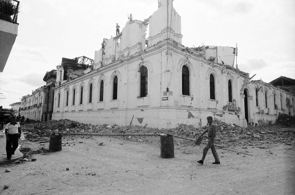Terremoto de Popayán, 35 años de una tragedia que no se olvida