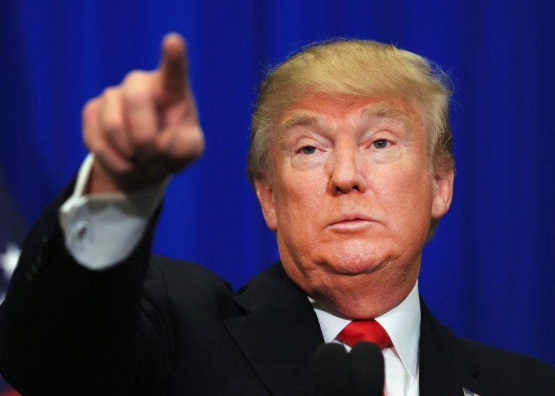 Trump acusa a Colombia y a Centroamérica de enviar asesinos a EEUU