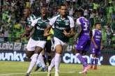 Deportivo Cali sumó su cuarta victoria de local ante Once Caldas en el Monumental