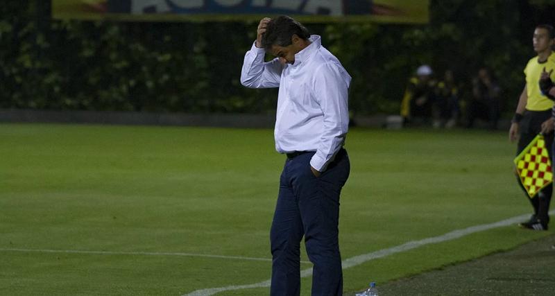 """""""No nos sale nada bien"""": Da Silva, tras eliminación de América en Copa"""