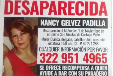 Hallan cuerpo de mujer desaparecida en el barrio San Nicolás en Cartago, Valle