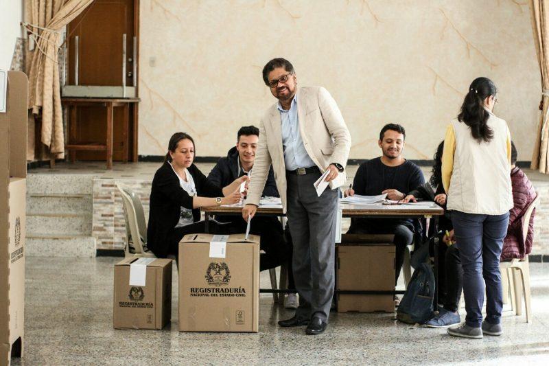Colombia se rehúsa a aceptar a las Farc en la política, así se evidenció en las urnas