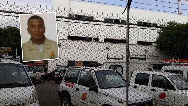 Investigan suicidio de empleado de Emcali en sede del barrio Cristóbal Colón