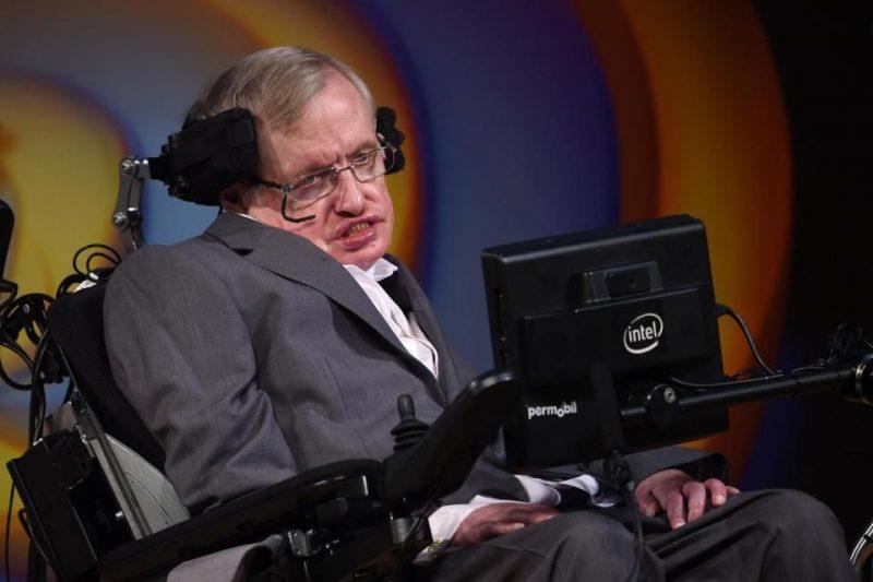 Fallece el físico británico Stephen Hawking a sus 76 años