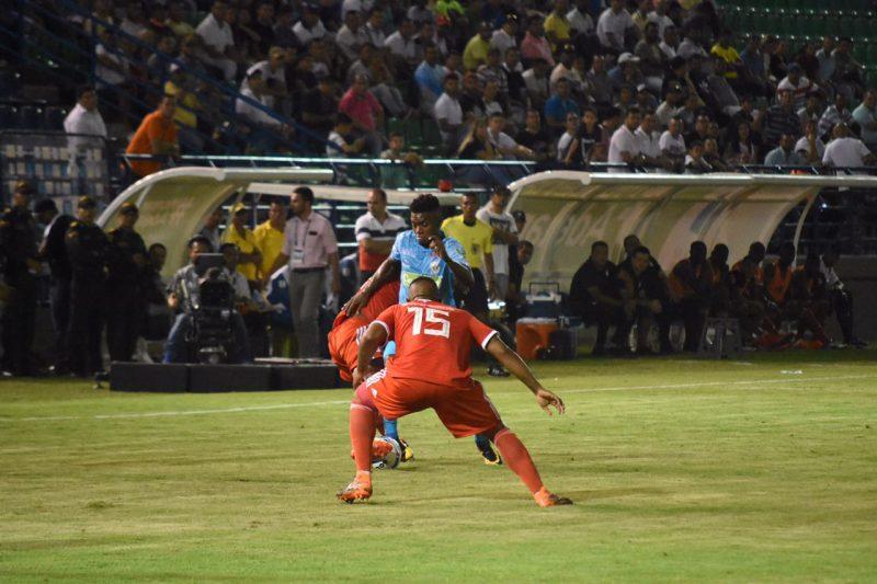 Jaguares ganó 1-0 ante América de Cali en Montería por la Liga Águila