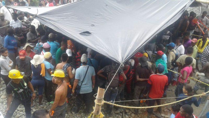 Derrumbe en mina ilegal de Santander de Quilichao deja varios muertos