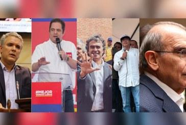 Iván Duque lidera intención de voto para Presidencia, según La Gran Encuesta